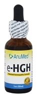 AnuMed - e-HGH Healthy Cellular Balance Liquid Drops - 1 oz.