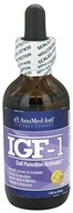 AnuMed - IGF-1 Cell Function Activator Liquid Drops - 1.86 oz. by AnuMed