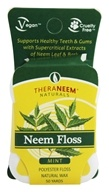 Organix South - TheraNeem Naturals Neem Floss Mint - 50 Yard(s), from category: Personal Care