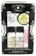 JR Watkins - Naturals Apothecary A Few Favorite Things Personal Care Kit - 5 Piece(s) (818570001002)