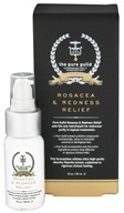 Pure Guild - Rosacea & Redness Relief Cream - 0.94 oz. by Pure Guild