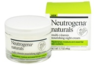 Neutrogena - Naturals Multi-Vitamin Nourishing Night Cream - 1.7 oz. - $13.98