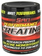 SAN Nutrition - Performance Creatine Micronized 60 Servings - 300 Grams, from category: Sports Nutrition