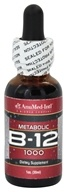 AnuMed - Metabolic B12 Liquid Drops 1000 mcg. - 1 oz.