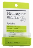 Neutrogena - Naturals Lip Balm - 0.15 oz., from category: Personal Care