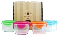 Wean Green - Glass Snack Cubes Garden Pack - 4 Cubes (063236021058)
