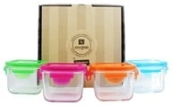 Wean Green - Glass Snack Cubes Garden Pack - 4 Cubes, from category: Housewares & Cleaning Aids