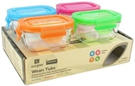 Wean Green - Glass Wean Tubs Garden Pack - 4 Tubs, from category: Housewares & Cleaning Aids