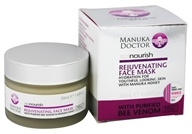 Manuka Doctor - ApiNourish Rejuvenating Face Mask With Purified Bee Venom - 1.69 oz. (852469004019)