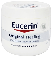 Image of Eucerin - Original Healing Soothing Repair Creme Fragrance Free - 16 oz.