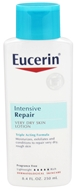Eucerin - Intensive Repair Very Dry Skin Lotion Fragrance Free - 8.4 oz. - $7.99