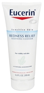 Eucerin - Redness Relief Soothing Cleanser For Sensitive Skin Fragrance Free - 6.8 oz.