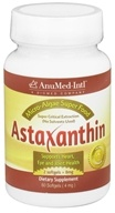AnuMed - Astaxanthin 4 mg. - 60 Softgels - $14.36