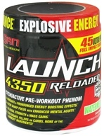 Image of SAN Nutrition - Launch 4350 Reloaded Psychoactive Pre-Workout Phenom Watermelon - 278 Grams