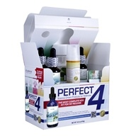 AnuMed - Perfect 4 HCG Kit Including Free Inulin - 14.5 oz., from category: Homeopathy