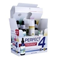 AnuMed - Perfect 4 HCG Kit Including Free Inulin - 14.5 oz. by AnuMed
