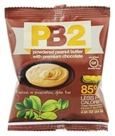 PB2 - Powdered Peanut Butter Chocolate - 0.85 oz., from category: Health Foods