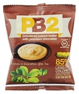 Image of PB2 - Powdered Peanut Butter Chocolate - 0.85 oz.