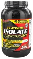 SAN Nutrition - Platinum Isolate Supreme 2.0 Delicious Milk Chocolate - 2 lbs. by SAN Nutrition