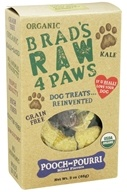 Brad's Raw Foods - Raw 4 Paws Dog Treats Pooch-Pourri Mixed Flavors - 3 oz.
