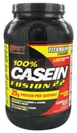Image of SAN Nutrition - 100% Casein Fusion 2.2 Titanium Standard Milk Chocolate Delight - 2.22 lbs.