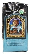 Raven's Brew Coffee - Bruin Blend Organic Ground Coffee - 12 oz. by Raven's Brew Coffee