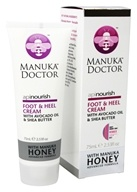 Image of Manuka Doctor - ApiNourish Foot & Heel Cream Advanced Formula With Manuka Honey - 2.53 oz.