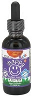 Image of BioRay Kids - NDF Happy Mood & Immune Boosting Herbal Drops Peach - 2 oz.