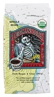 Raven's Brew Coffee - Deadman's Reach Organic Whole Bean Coffee - 12 oz.