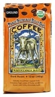 Raven's Brew Coffee - Three Peckered Billy Goat Organic Ground Coffee - 12 oz.