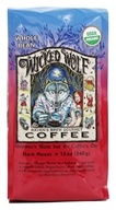 Raven's Brew Coffee - Wicked Wolf Organic Whole Bean Coffee - 12 oz. (606838010084)