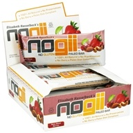 NoGii - Paleo Bar Nuts About Berries - 1.5 oz., from category: Nutritional Bars