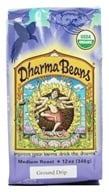 Raven's Brew Coffee - Dharma Beans Organic Ground Coffee - 12 oz. by Raven's Brew Coffee