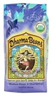Raven's Brew Coffee - Dharma Beans Organic Whole Bean Coffee - 12 oz., from category: Health Foods