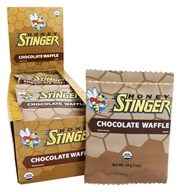 Image of Honey Stinger - Organic Stinger Waffle Chocolate - 1 oz.