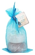 Himalayan Salt - Himalayan Crystal Salt Mineral Rich Massage Stones by Aloha Bay - 2 Pack