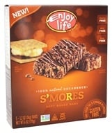 Enjoy Life Foods - Decadent Bars S'Mores - 5 Bars, from category: Health Foods