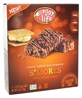Enjoy Life Foods - Decadent Bars S'Mores - 5 Bars (819597010145)