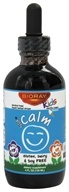BioRay Kids - NDF Calm Mood and Brain Boosting Herbal Drops Vanilla Cream - 4 oz.