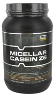 MRI: Medical Research Institute - Micellar Casein Z6 Chocolate - 2 lbs. (633012064496)