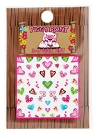 Piggy Paint - 3-D Nail Art Heart - 1 Sheet(s), from category: Personal Care