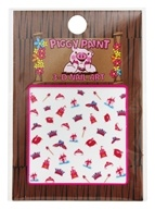 Piggy Paint - 3-D Nail Art Princess - 1 Sheet(s)