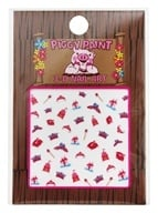 Piggy Paint - 3-D Nail Art Princess - 1 Sheet(s) (816884011960)