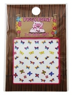 Piggy Paint - 3-D Nail Art Butterfly - 1 Sheet(s) (816884011977)