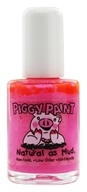 Piggy Paint - Nail Polish Jazz It Up Pink Shimmer - 0.5 oz. by Piggy Paint
