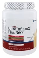 Image of Metagenics - UltraInflamX Plus 360 Medical Food Orange Flavor - 26.17 oz.