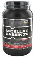 MRI: Medical Research Institute - Micellar Casein Z6 Strawberry - 2 lbs. (633012064519)