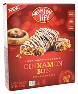 Enjoy Life Foods - Decadent Bars Cinnamon Bun - 5 Bars, from category: Health Foods
