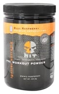 Image of HIT Supplements - Igniter Extreme Pre Workout Powder Blue Raspberry 25 Servings - 401.3 Grams