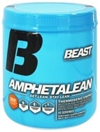 Beast Sports Nutrition - Amphetalean Thermogenic Energy Orange Cooler 45 Servings - 225 Grams - $29.99